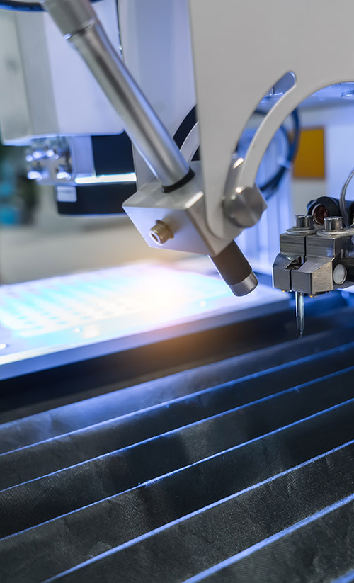 Electronique Automatisme et Objet Connecté pour l'industrie